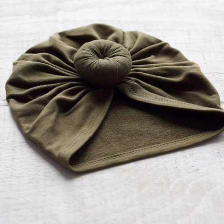 *Mini Bretzel Premium Turban