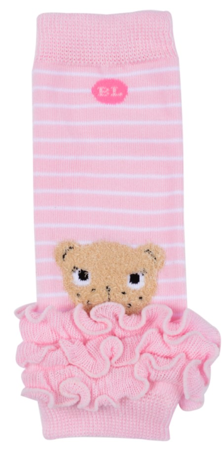 BabyLegs - Newborn - Miss Teddy  *CLEARANCE*