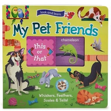 *My Pet Friends