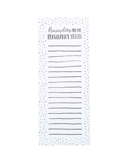 *Pearhead Notepad - Reminders for the Pregnancy Brain