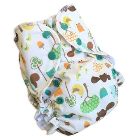 AMP One-Size Duo Cloth Diaper