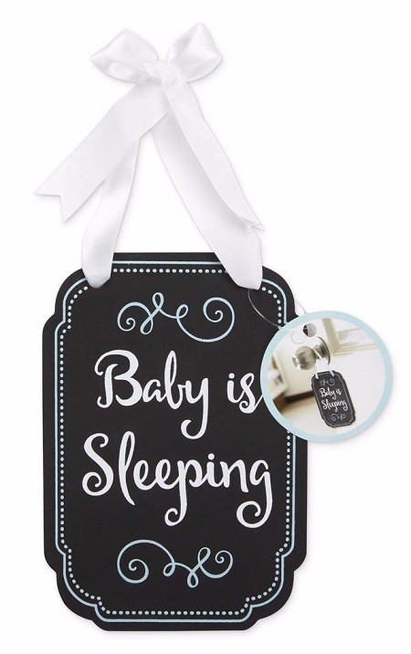 *Pearhead Sleeping Baby Door Hanger