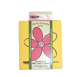 *Skoy Earth Friendly Cloths - 4 Pack