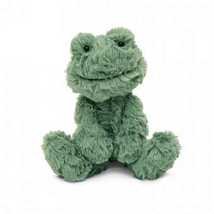 *Jellycat Squiggles Frog Small - 9
