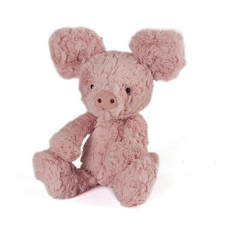 *Jellycat Squiggles Piglet Small - 9