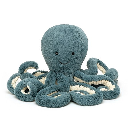 *JellyCat Storm Octopus - Little 7