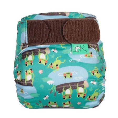 TotsBots Easy Fit Teeny Fit All-in-One Cloth Diaper