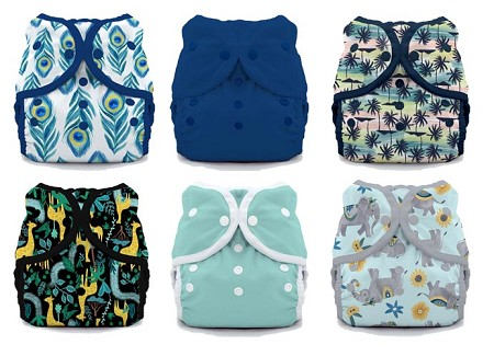 Thirsties Duo Wrap Size 1 6-Pack
