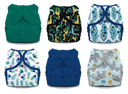 Thirsties Duo Wrap Size 2 6-Pack