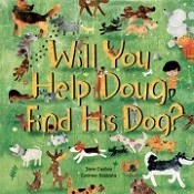 *Will You Help Doug Find His Dog - Hardcover Book