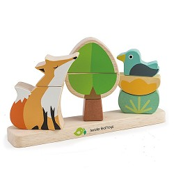 *Tender Leaf Toys Foxy Magnetic Stacker