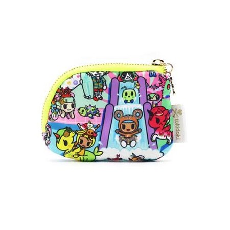 *Tokidoki Pool Party Zip Coin Purse