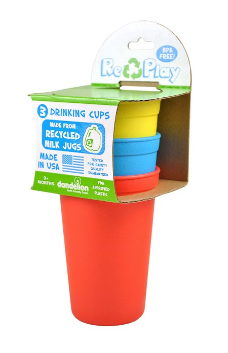 Re-Play Drinking Cup - 3 Pack