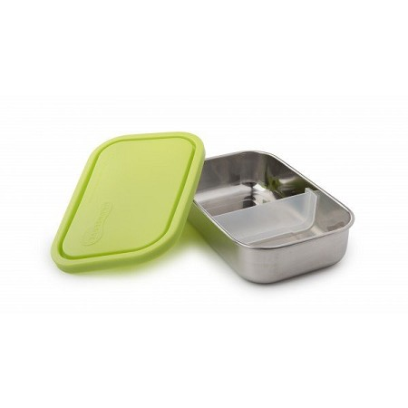 *U Konserve Divided Rectangle Container
